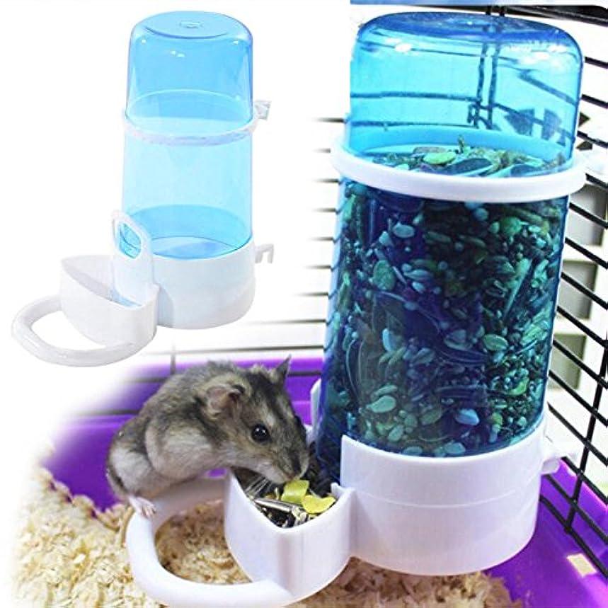 FidgetFidget Pet Food Dispenser Feeder Feeding Water Bowl Hedgehog Rabbit