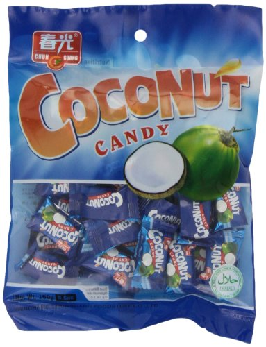 Chun Guang Coconut Candy, 5.6 Ounce