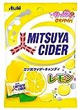 三ツ矢サイダーキャンディ レモン味 81g