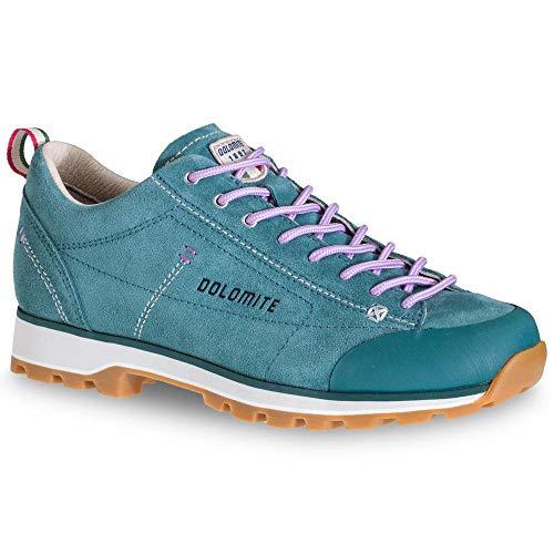 Dolomite Unisex-Erwachsene Zapato Ws Cinquantaquattro Low Schuhe, Ocean Green, 40 EU