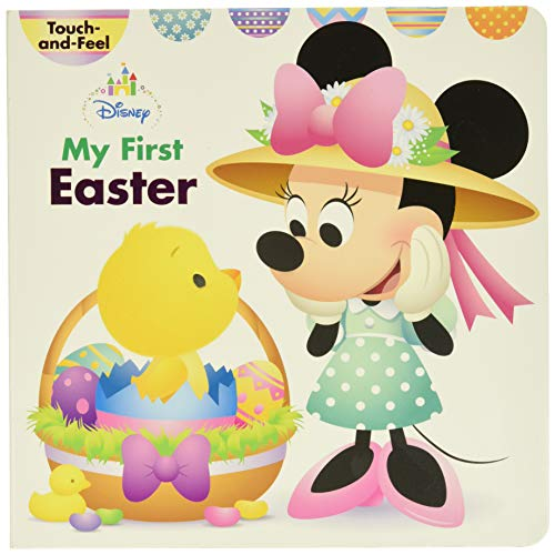 Disney Baby My First Easter (My First: Touch and Feel)