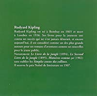 LE LIVRE DE LA JUNGLE - Kipling r (1 CD)