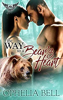 The Way to a Bear's Heart: Paranormal Dating Agency (Aurora Champions Book 1) by [Ophelia Bell]