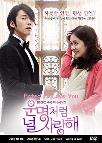 PK Entertainment Fated to Love You DVD de Drama Coreano (Buenos subtítulos en inglés)