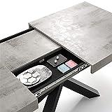Zoom IMG-1 mobili fiver tavolo allungabile emma
