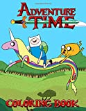 Adventure Time Coloring Book: Coloring Book of your favourite characters from The Land of OOO...