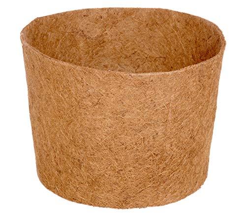 Dehner Pot en Fibre de Coco Marron