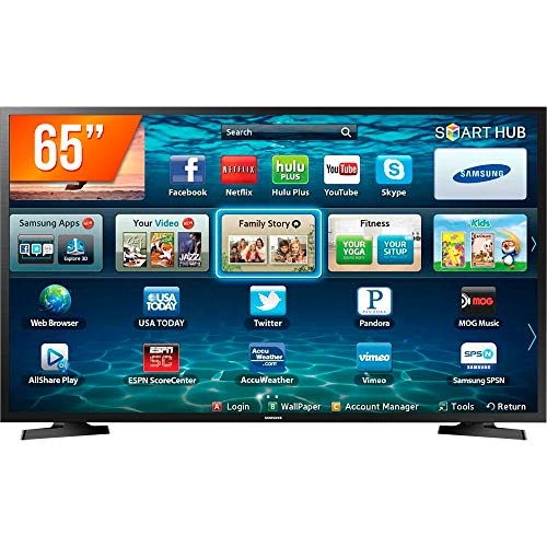 Smart TV Samsung 65' LED, LH65BENELGA/Z