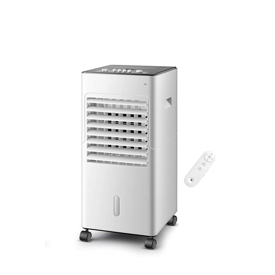 美徳体細胞活気づくLPD-冷風機 ポータブル蒸発エアコンタワーコールドエアクーラーファンモバイルエアコンタイミングリモコンマイナスイオン精製12H