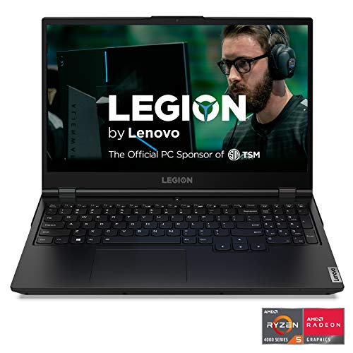 Lenovo Legion 5 Gaming Laptop, 15.6' FHD (1920x1080) IPS...