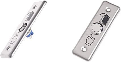Generic 2 X Exit Button RVS Release Switch