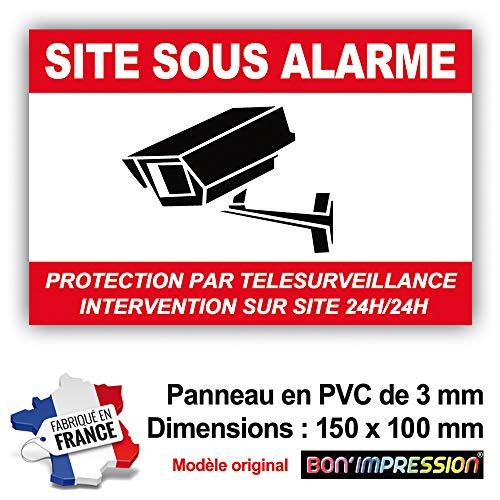 classement un comparer Centre d'alarme / Bouclier d'alarme PVC +4 trous: Protection de surveillance à distance – Intervention…