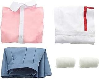 BTXX Costume Cosplay Adulti Tanjirou//Nezuko//Zenitsu//Giyuu//Shinobu Giochi di Ruolo Suit Kisatsutai Uniform Set Anime Kimono Outfit for Uomini e Donne