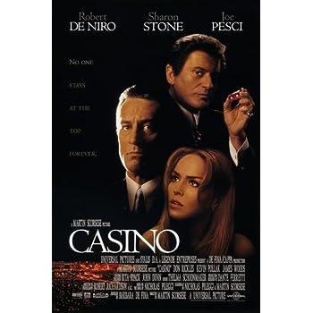 Casino Movie Poster 11x17 Master Print