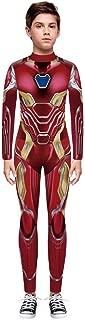 Tsyllyp Girls Boys Kids Halloween Cosplay Costumes Jumpsuit Bodysuit 3D Print