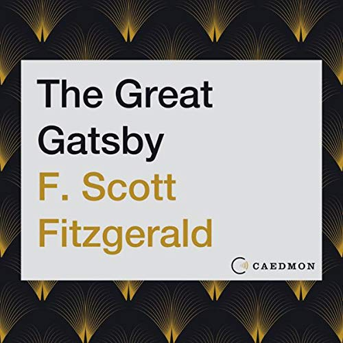 The Great Gatsby cover art