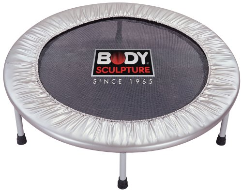 Body Sculpture BB800 Mini Trampoline / Aerobic Bouncer (36') | Fun & Effective Workouts