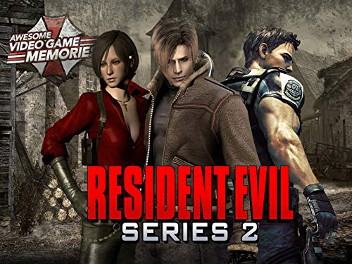 Resident Evil Series Vol. 2