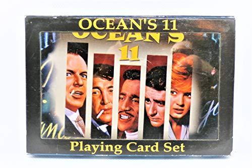 Vandor Ocean's 11 baciluria popartuk el reparto del juego de 1960 película: Frank Sinatra, Dean Martin, Sammy Davis Jr, Peter Lawford y Angie Dickenson