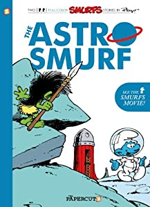 The Smurfs Graphic Novels 7巻 表紙画像