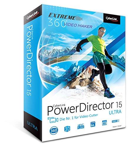 CyberLink PowerDirector 15 Ultra (Minibox)