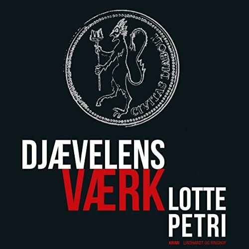 Djævelens værk audiobook cover art