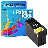 Tito-Express ProSerie 1 - Cartuccia compatibile con Epson 34XL T3471 con 30 ml di colore nero, formato XXL, WF-3700 Series WF-3720 DW WF-3720 DWF WF-3720 Series WF-3725 DWF
