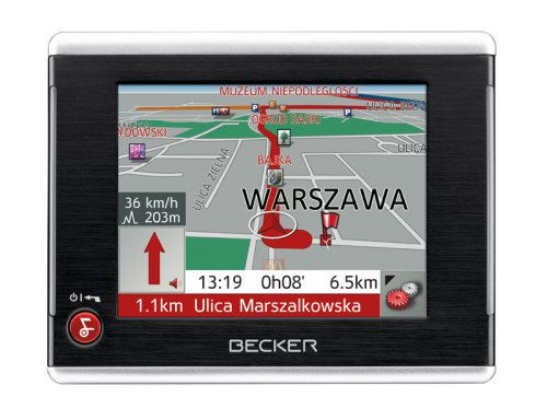 Becker 7927 Traffic Assist Navigationssystem Europa
