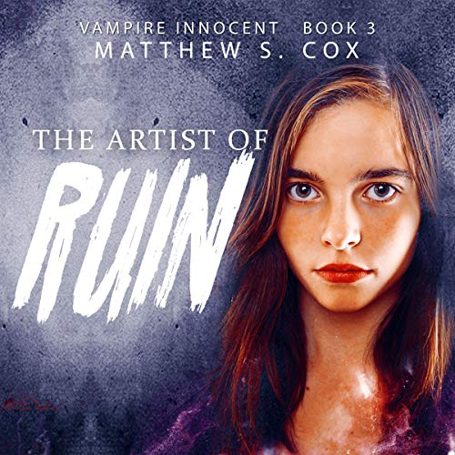 The Artist of Ruin audiobook cover art