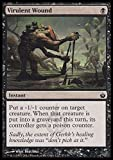 Magic: the Gathering - Virulent Wound - Mirrodin Besieged