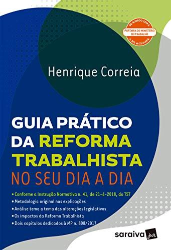 Guia Prático da Reforma Trabalhista no seu dia a dia