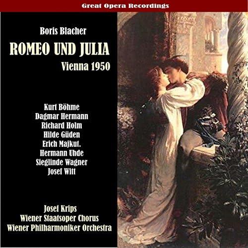 Richard Holm, Hilde Güden, Sieglinde Wagner, Dagmar Hermann, Hermann Uhde, Josef Witt, Kurt Böhme & Erich Majkut