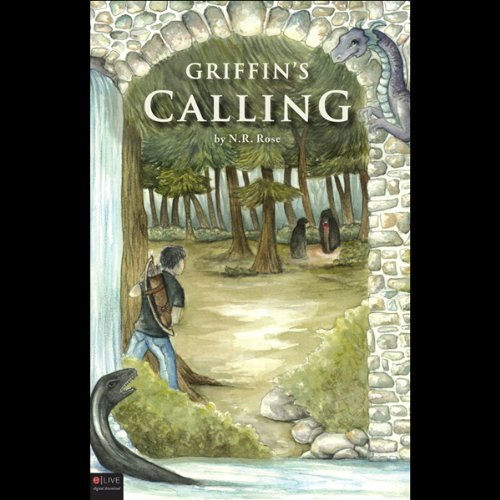 Griffin's Calling audiobook cover art
