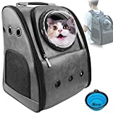 Cat Carrier Cat Backpack Carrier for 20 lbs Large Cats Pet Backpack Carrier