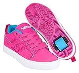Heelys Racer Schuhe pink Mädchen Hot Pink/Light Blue, 39