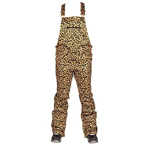 L1 Premium Goods Loretta Overall broek, dames, Cheetah, M