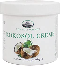 2x Kokosöl Creme 250ml - Pullach Hof Traditional Quality