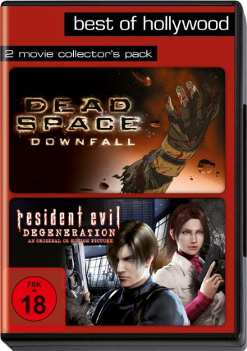 Best of Hollywood - 2 Movie Collector's Pack: Dead Space: Downfall / Resident Evil: Degene [2 DVDs]