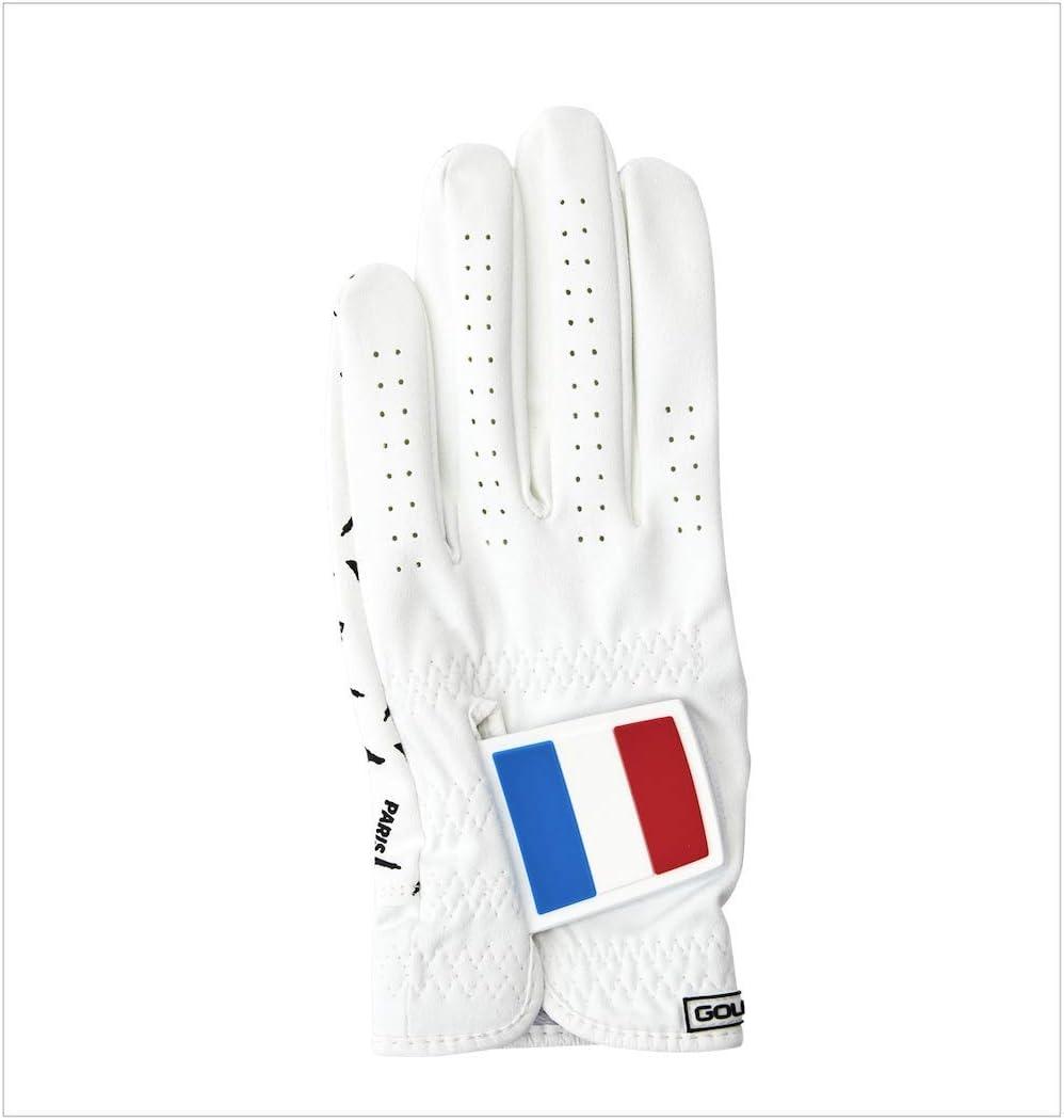 GOLFSKIN Men Golf Glove- Left Hand Prem -Soft Glove Japan's largest assortment Reservation for