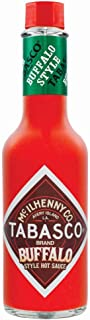 TABASCO Buffalo Style Pepper Sauce, Thick and Tangy, 150 ml