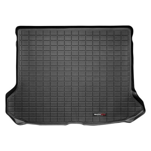 WeatherTech Custom Fit Cargo Liners for Volvo XC60, Black