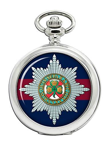 Reloj de Bolsillo de los Guardias Irlandeses, del ejército