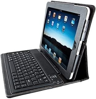 Kensington KeyFolio Bluetooth Keyboard and Case for iPad 1, K39294US (Black)