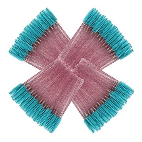 MW-Rose + bleu clair 200 Pcs