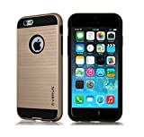 IPHONE 6 VERUS VERGE Gold Hybrid. 2 PICE PROTECTION, CASE, SLIM AND PORTABLE
