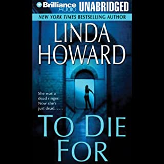 To Die For audiobook cover art
