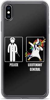 iPhone 6 Plus/6s Plus Pure Case Cover Police Lieutenant General Unicorn
