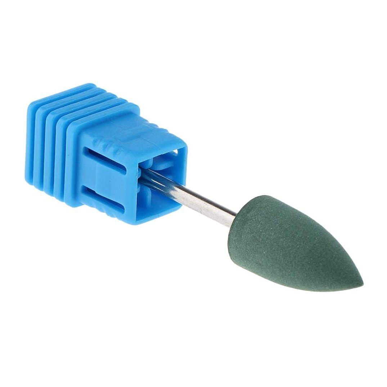 噴水異常な活性化SM SunniMix ネイル研磨ビット 電動ネイルアート ドリルビット 研磨ヘッド 3サイズ選ぶ - 02
