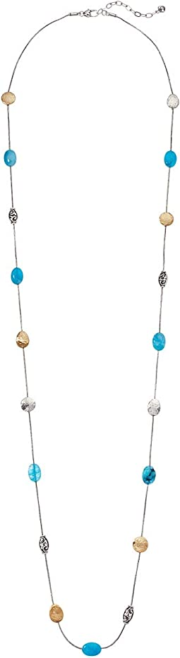 Mediterranean Long Necklace