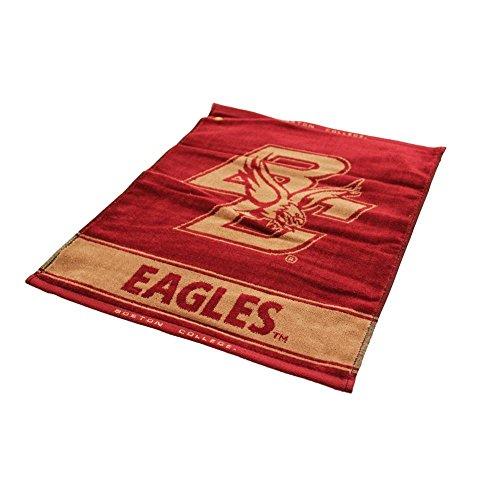 Team Golf NCAA Boston College Eagles Jacquard Woven Golf Towel, 16